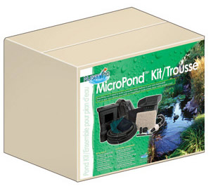 8 39 x 11 39 micropond diy pond kit for 2000 gallon pond pump